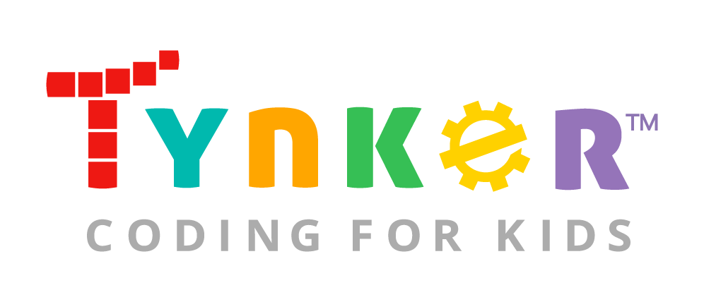 Logo of the Tynker Coding course for kids
