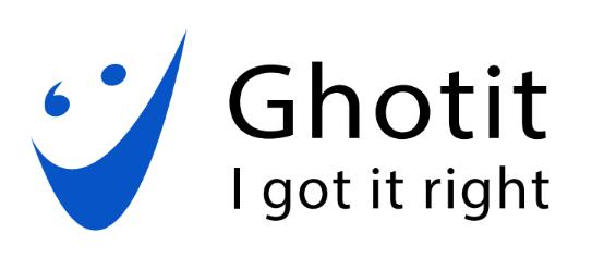 Ghotit Logo