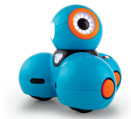 image of wonder workshop dash robot