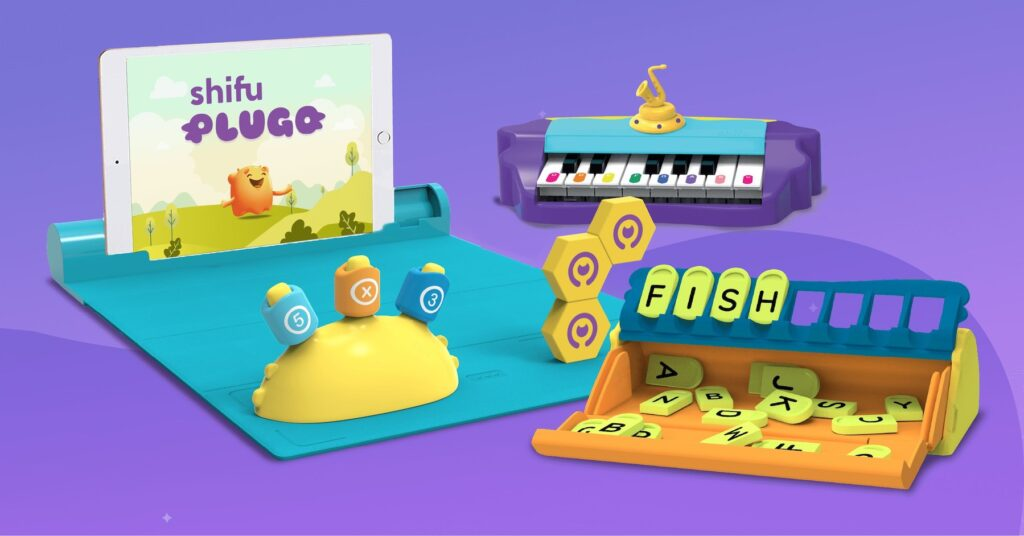 Photo of various Plugo kits that are available
